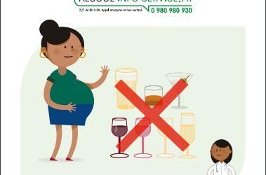 Journée mondiale de sensibilisation au syndrome d'alcoolisation foetale