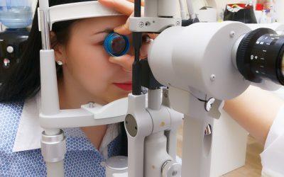 Dépistage des complications oculaires liées à l'âge à la pharmacie de Taissy