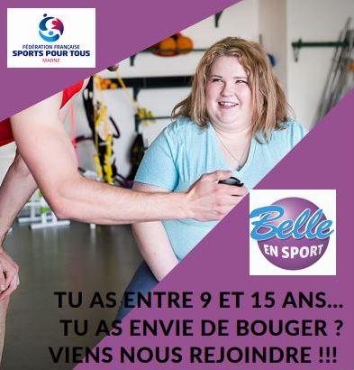Programme d'activité physique pour enfants/adolescentes en surpoids